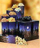 Gift Towers: The City Block Snack Tower