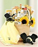 Baby Gift Baskets: Mommy and Baby–Cute as Can Bee