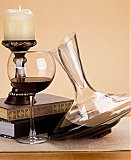 Wine Gifts: Peugeot Contemporary Decanter with Fluted Stopper