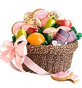 Breast Cancer Awareness Gift Basket
