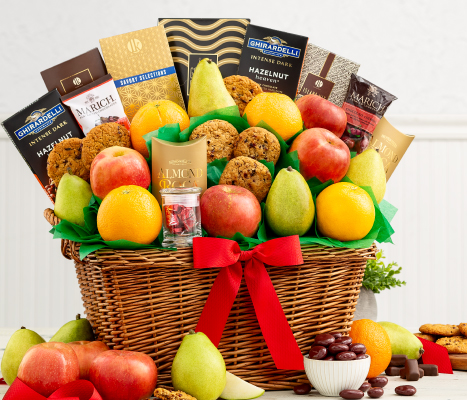 Premium Grade Fruit Gifts