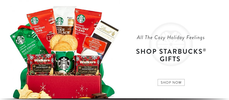 Shop Starbucks Gifts