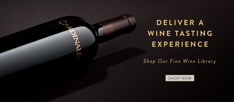 Deliver a Wine Tasting Experience