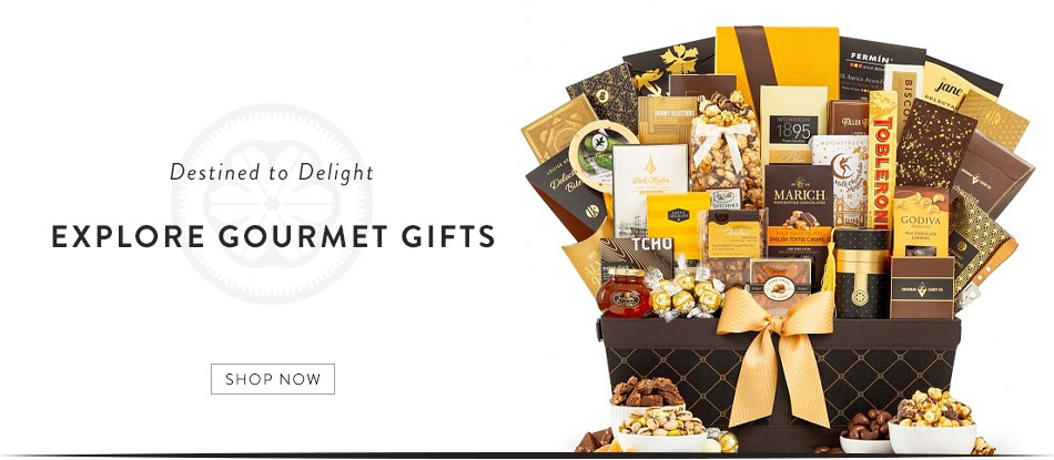 Explore Gourmet Gifts