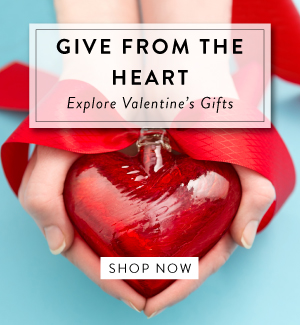 Give From The Heart Valentine's Day Collection