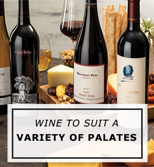 Wine to Suit a Variety of Palates.
