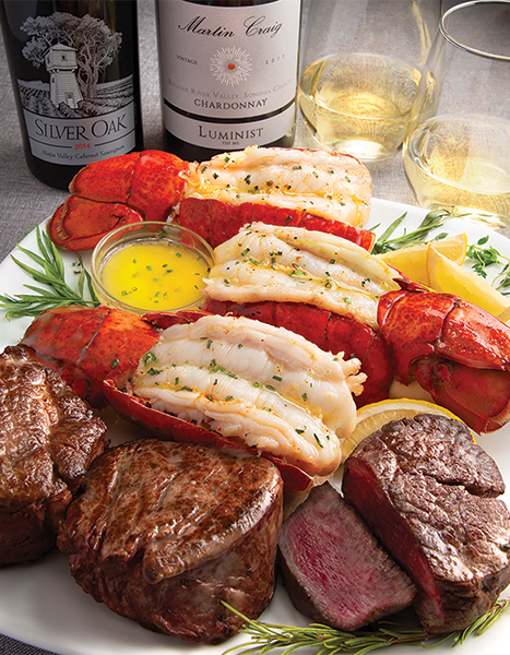 Steak & Lobster Gifts