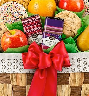 Gourmet Housewarming Gift Baskets