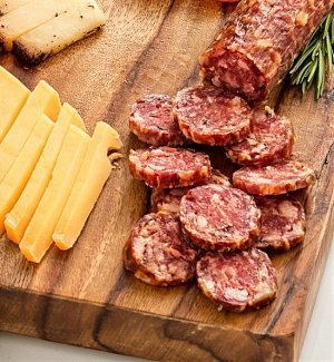 SAVORY MEAT & CHEESE