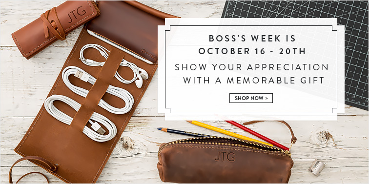 Discover Boss's Week Gifts