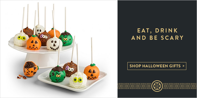 Eat, Drink and Be Merry! Shop Halloween Gifts
