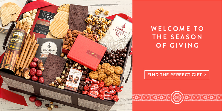 Welcome to the Season of Giving. Find the Perfect Gift.
