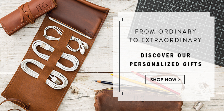 Explore our Personalized Gift Collection
