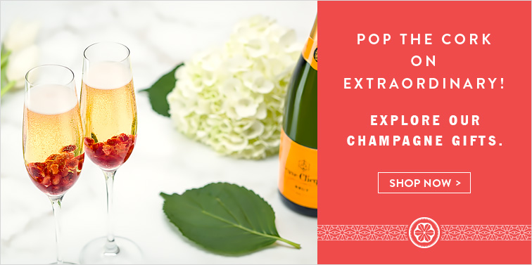 Explore Our Champagne Gifts