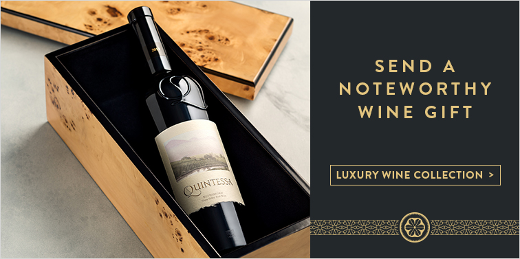 Send a Noteworthy Luxury Wine Gift