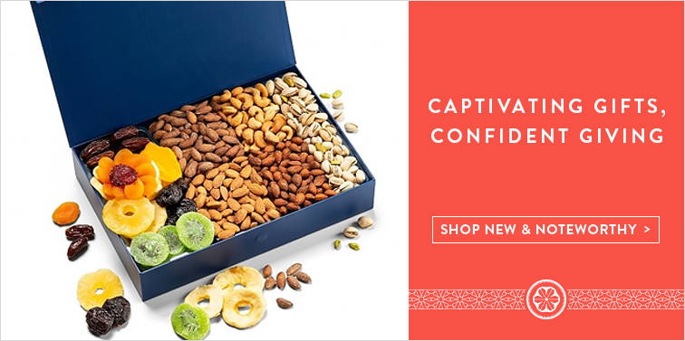 Captivating Gifts Confident Giving Shop New & Noteworthy >