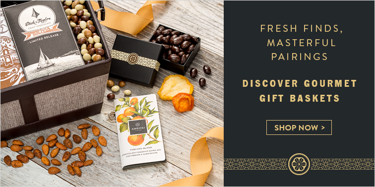 Discover Gourmet Gift Baskets