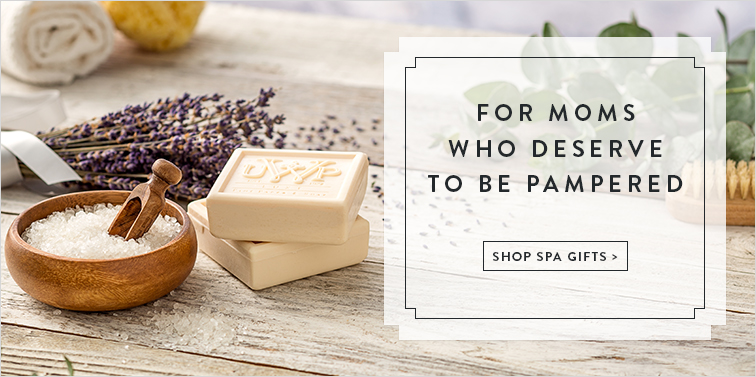 Pamper Mom with Spa Gifts