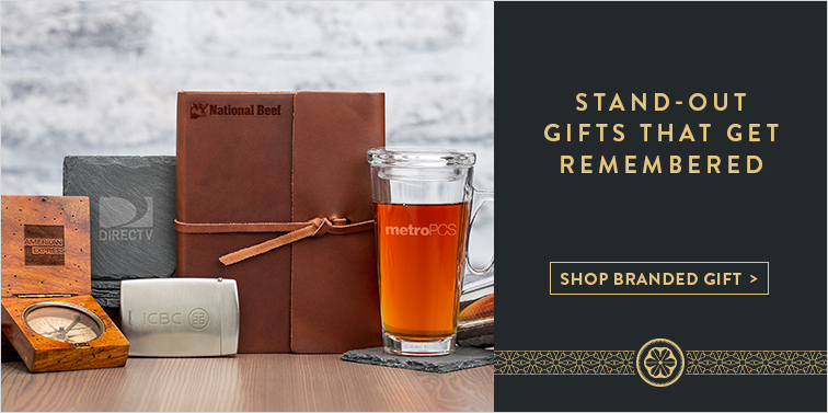 Stand-Out Gifts That Get Remembered Shop Business Gifts >