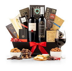 Shop Wine Gift Baskets