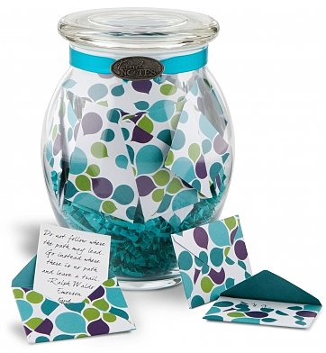 Specialty Gifts: Jar of Get Well Wishes