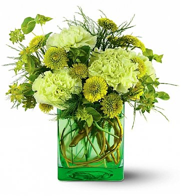 Flower Bouquets: Misty Morning Bouquet