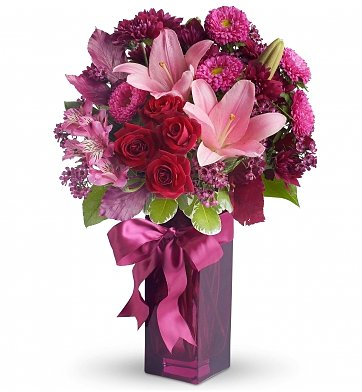 Flower Bouquets: Fall in Love Bouquet