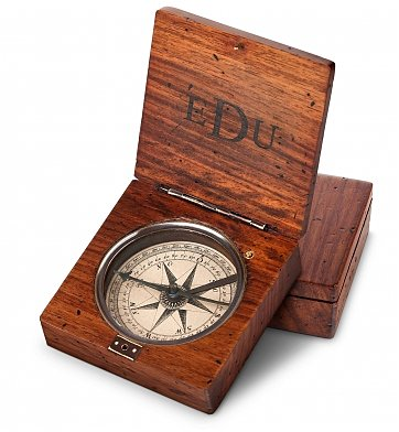 Personalized Keepsake Gifts: Explorer's Compass