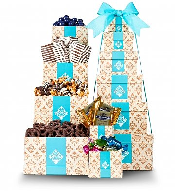 Gift Towers: The Ultimate Chocolate Experience