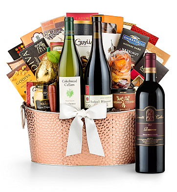 Premium Wine Baskets: Leonetti Reserve Red 2013 - The Hamptons Luxury Wine Basket