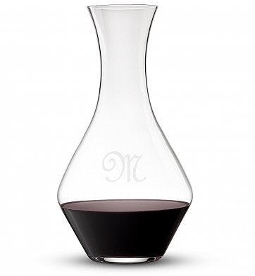 Personalized Keepsake Gifts: Riedel Wine Decanter