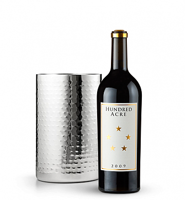 Wine Accessories & Decanters: Hundred Acre Ark Vineyard Cabernet Sauvignon 2009 with Double Walled Wine Chiller