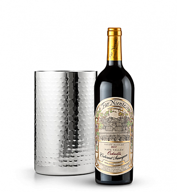 Wine Accessories & Decanters: Far Niente Estate Bottled Cabernet Sauvignon 2012 with Double Walled Wine Chiller