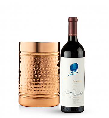 Wine Accessories & Decanters: Opus One 2013 with Double Walled Wine Chiller