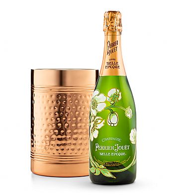 Wine Accessories & Decanters: Perrier Jouet Fleur Belle Epoque 2011 with Double Walled Wine Chiller