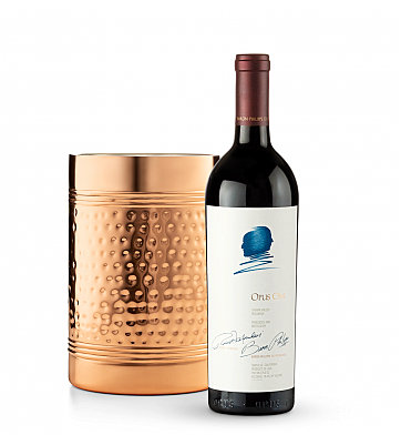Wine Accessories & Decanters: Opus One 2016 with Double Walled Wine Chiller