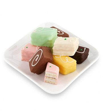 Cakes and Desserts: Sweeten Their Day Petit Four Cakes