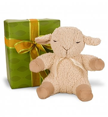 Baby Gift Baskets: Sleep Sheep