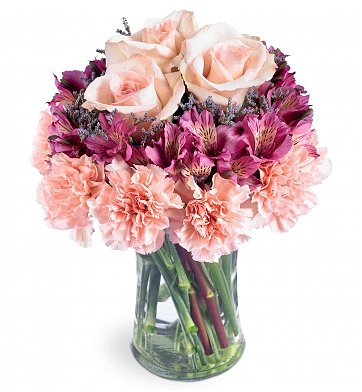 Flower Bouquets: A Birthday Wish Bouquet