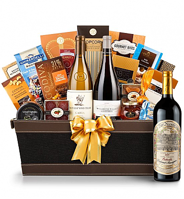 Premium Wine Baskets: Far Niente Cabernet Sauvignon 2009 - Cape Cod Luxury Wine Basket