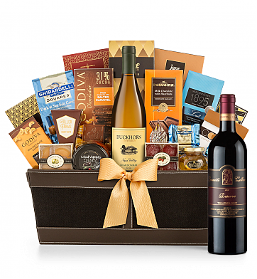 Premium Wine Baskets: Leonetti Reserve Red 2010 - Cape Cod Luxury Wine Basket
