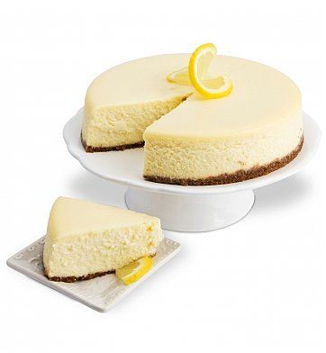 Cakes and Desserts: New York Cheesecake