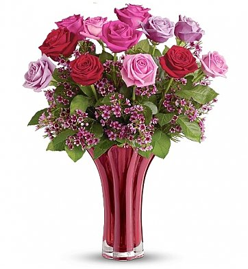 Roses: Sweetheart Rose Bouquet