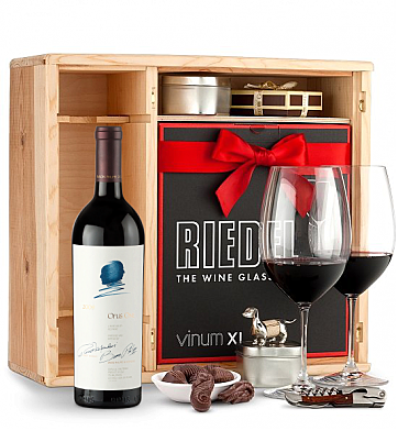 Wine Gift Boxes: Opus One Private Cellar Gift Set