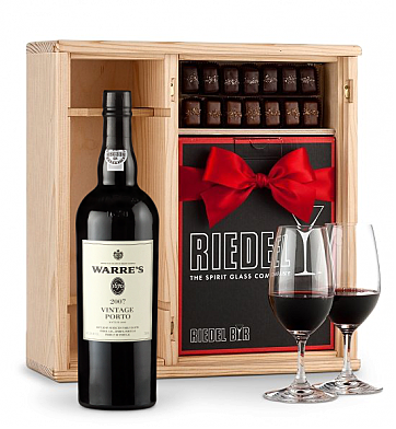 Port Gift Sets: Warre's Vintage 2007 Premier Port Gift Set