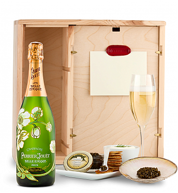 Champagne & Caviar: Perrier-Jouet Belle Epoque Fleur de Champagne and Ultimate Champagne and Caviar Experience