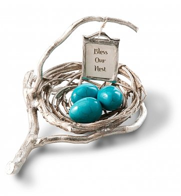 Specialty Gifts: Bless Our Nest Sculpture