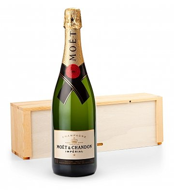 Wine Gift Crates: Fine Champagne Crate