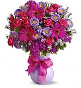Flower Bouquets: Joyful Birthday Bouquet