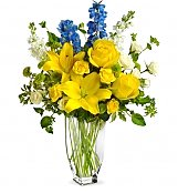 Flower Bouquets: Bright Smiles Bouquet